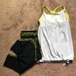 Fabletics 2 Piece Set